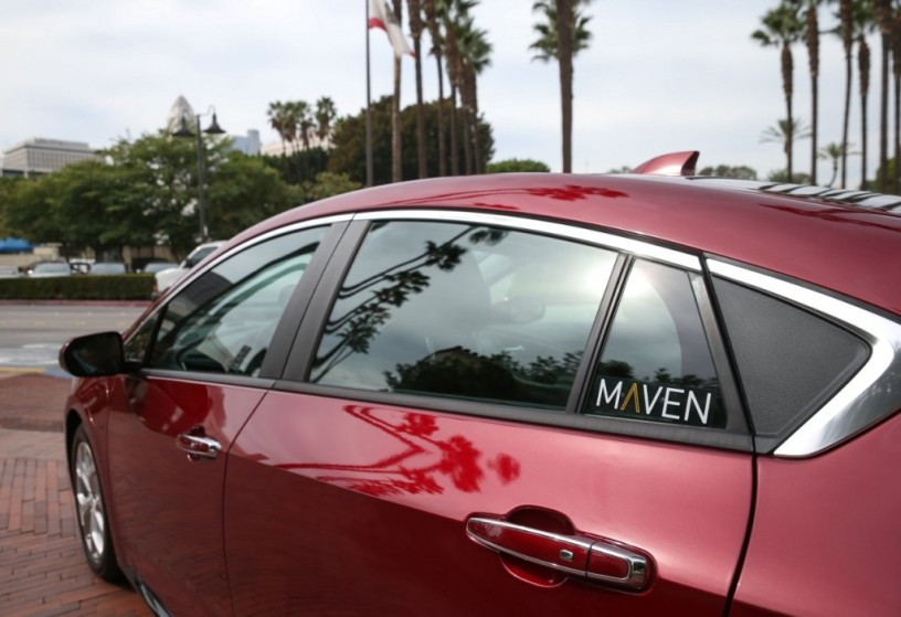 GM will rent the Chevy Bolt to Uber and Lyft drivers – Uber