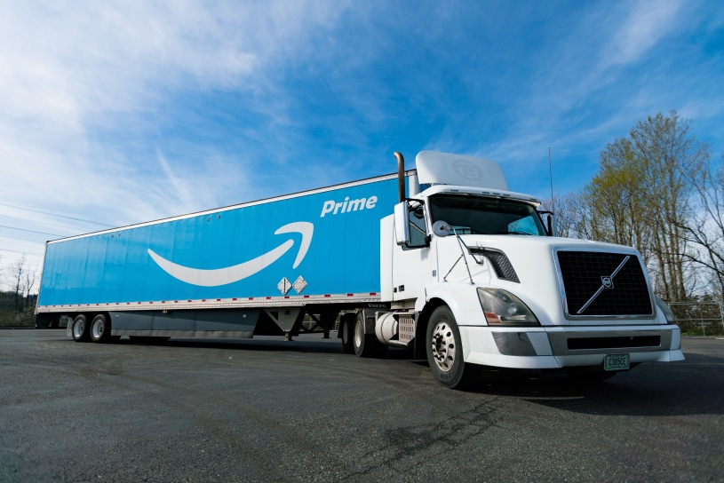 Move Over Uber Freight, Amazon Just Entered The Trucking Gig