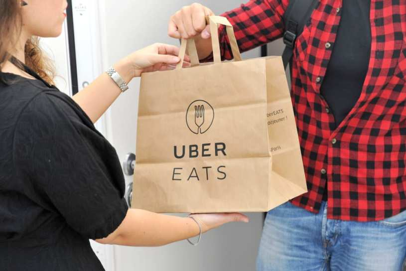 Uber Eats Teams With Olo For Restaurant POS Integration